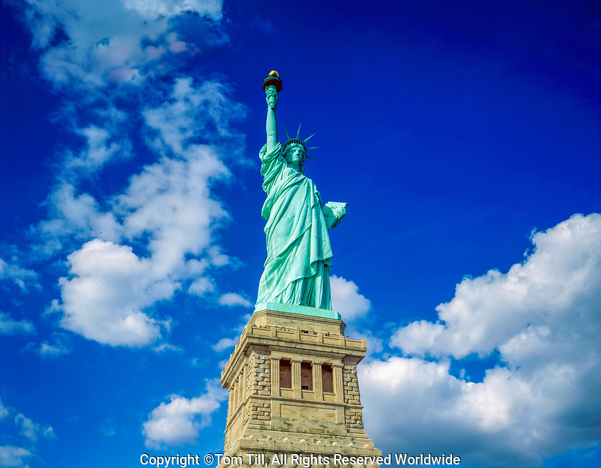 Statue of Liberty, Statue of Liberty National Monument, New York
