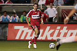 05 June 2009: Chicago's Marco Pappa. The Houston Dynamo defeated the Chicago Fire 1-0 at Toyota Park in Bridgeview, Illinois in a regular season Major League Soccer game.