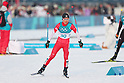 PyeongChang 2018: Cross Country Skiing: Women's Skiathlon