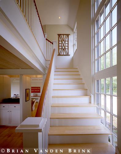 Design: Elliott Elliott Norelius Architects.Reinish Res.Deer Isle, Me.#2306
