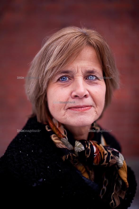 Oslo, Norge, 21.12.2012. Anne-May Grasaas (57) er tilsatt som ny domprost i Oslo. Foto: Christopher Olssøn.