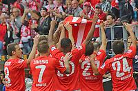 26.10.2013: 1. FSV Mainz 05 vs. Eintracht Braunschweig