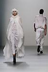 03.09.2012. Models walk the runway in the Carlos Diez fashion show during the Mercedes-Benz Fashion Week Madrid Spring/Summer 2013 at Ifema. (Alterphotos/Marta Gonzalez)
