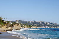 Ocean View Homes on the Coast of Laguna Beach