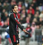 Fussball UEFA Cup Viertelfinale 2007/2008 FC Bayern Muenchen - FC Getafe