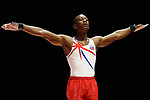 European Championships Glasgow 12th August 2018. Individual Apparatus Finals .OSBOURNE Donell GBR