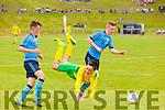 Paul O' Shea Matergeeha, Kerry Kameron Ledwige and James Clarke Dublin