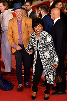 Bill Murray , Jacqueline Greaves <br /> Roma 17/10/2019 Auditorium Parco della Musica <br /> Motherless Brooklin Red Carpet <br /> Roma Cinema Fest <br /> Festa del Cinema di Roma 2019 <br /> Photo Andrea Staccioli / Insidefoto
