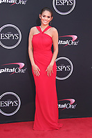 LOS ANGELES, CA - JULY 12: Madison Pettis at The 25th ESPYS at the Microsoft Theatre in Los Angeles, California on July 12, 2017. Credit: Faye Sadou/MediaPunch