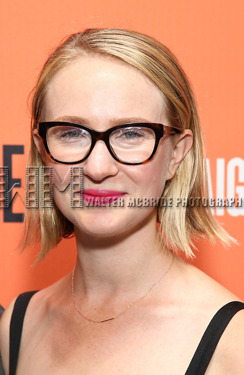 Halley Feiffer attends the Opening Night Performance of 'Straight White Men' at the Hayes Theatre on July 23, 2018 in New York City.