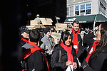 American Women Veterans in New York City's Veterans' Day Parade (USA)