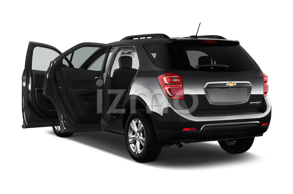 Car images of 2016 Chevrolet Equinox LT 5 Door Suv Doors