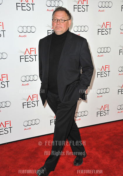 "Cinematographer Janusz Kaminski at the AFI Fest premiere of his movie ""Lincoln"" at Grauman's Chinese Theatre, Hollywood..November 8, 2012  Los Angeles, CA.Picture: Paul Smith / Featureflash"