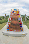 Armistice Agreement Monument, DMZ Tour