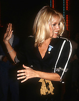 Suzanne Somers at Studio 54 1978<br /> Photo By Adam Scull/PHOTOlink.net