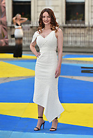 Dakota Blue Richards<br /> Royal Academy of Arts Summer Exhibition Preview Party at The Royal Academy, Piccadilly, London, England on June 06, 2018<br /> CAP/Phil Loftus<br /> &copy;Phil Loftus/Capital Pictures