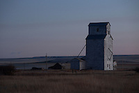 Grain Elevator near Buffalo, MT