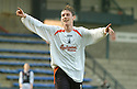 19/03/2005         Copyright Pic : James Stewart.File Name : jspa03_raith_v_falkirk.DAYRLL DUFFFY CELEBRATES SCORING THE SECOND FOR FALKIRK.Payments to :.James Stewart Photo Agency 19 Carronlea Drive, Falkirk. FK2 8DN      Vat Reg No. 607 6932 25.Office     : +44 (0)1324 570906     .Mobile   : +44 (0)7721 416997.Fax         : +44 (0)1324 570906.E-mail  :  jim@jspa.co.uk.If you require further information then contact Jim Stewart on any of the numbers above.........A