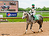 Delonix winning at Delaware Park on 5/25/13.