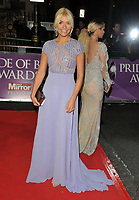 Holly Willoughby at the Pride of Britain Awards 2017, Grosvenor House Hotel, Park Lane, London, England, UK, on Monday 30 October 2017.<br /> CAP/CAN<br /> &copy;CAN/Capital Pictures /MediaPunch ***NORTH AND SOUTH AMERICAS ONLY***