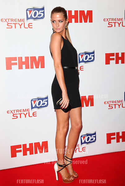 Millie Mackintosh arriving at FHM 100 Sexiest Women In The World 2012 - Launch Party, Proud Bank, London. 01/05/2012 Picture by: Alexandra Glen / Featureflash