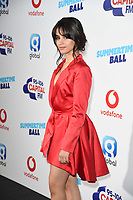Camila Cabello in the press room for the Capital Summertime Ball 2018 at Wembley Arena, London, UK. <br /> 09 June  2018<br /> Picture: Steve Vas/Featureflash/SilverHub 0208 004 5359 sales@silverhubmedia.com