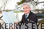 Tour Guide Billy Fleming who got a job with Kerry Coaches with the help of Jobseeker