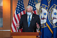United States House Majority Leader Steny Hoyer (Democrat of Maryland), offers remarks during a news conference at the US Capitol, following a meeting at the White House in Washington, DC, Tuesday, June 30, 2020. Credit: Rod Lamkey / CNP /MediaPunch