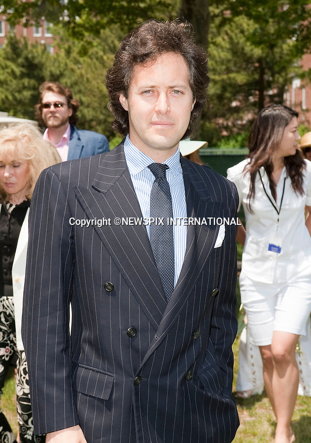 """David Lauren.Prince Harry.Attends the second annual Veuve Clicquot Manhattan Polo Classic on Governors Island.The Prince plays for the Sentebale team against the Black Watch team in a 4-chukka exhibition match_ Governors Island, New York, USA_30/05/2009.Mandatory Photo Credit: ©Dias/Newspix International..**ALL FEES PAYABLE TO: """"NEWSPIX INTERNATIONAL""""**..PHOTO CREDIT MANDATORY!!: NEWSPIX INTERNATIONAL(Failure to credit will incur a surcharge of 100% of reproduction fees)..IMMEDIATE CONFIRMATION OF USAGE REQUIRED:.Newspix International, 31 Chinnery Hill, Bishop's Stortford, ENGLAND CM23 3PS.Tel:+441279 324672  ; Fax: +441279656877.Mobile:  0777568 1153.e-mail: info@newspixinternational.co.uk"""