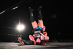 """NELSON, NEW ZEALAND - JULY 29: Ultimate Championship Wrestling """"Bad Company"""" on July 29, 2017 in Nelson, New Zealand. (Photo by: Chris Symes/Shuttersport Limited)"""