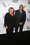 Singer Mavis Staples and Congressman and Civil Rights Activist John Lewis attend THE GORDON PARKS FOUNDATION HONORS CONGRESSMAN JOHN LEWIS, MAVIS STAPLES,<br /> ALEXANDER SOROS, JON BATISTE AND KENNETH &amp; KATHRYN CHENAULT<br /> AT 2017 AWARDS DINNER &amp; AUCTION HELD AT Cipriani 42nd Street