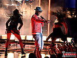 LOS ANGELES, CA - MARCH 29:  Host Jamie Foxx performs onstage during the 2015 iHeartRadio Music Awards which broadcasted live on NBC from The Shrine Auditorium on March 29, 2015 in Los Angeles, California.  (Photo by Kevin Winter/Getty Images for iHeartMedia) *** Local Caption *** Jamie Foxx