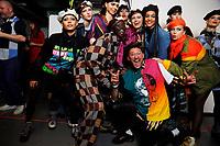 FEB 2019 House of Holland fashion show backstage