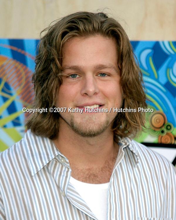 Jeff Allen.Fox TV TCA Party.Santa Monica Pier.Santa Monica, CA.July 23, 2007.©2007 Kathy Hutchins / Hutchins Photo....
