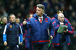 Louis Van Gaal, manager of Manchester United - Barclay's Premier League - Manchester United vs Watford - Old Trafford - Manchester - 02/03/2016 Pic Philip Oldham/SportImage