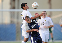 FIU Men's Soccer v. Nova Southeastern (8/26/11)