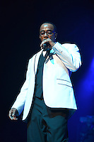MIAMI, FL - MAY 05: Ralph Tresvant of New Edition performs at the Bank United Center in support of their tour 'Road To the 30th' on May 5, 2012 in Miami, Florida.  (photo by: MPI10/MediaPunch Inc.)