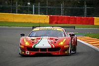 #51 SPIRIT OF RACE (ITA) FERRARI 488 GTE RINO MASTRONARDI (ITA) GIORGIO RODA (ITA) ANDREA BERTOLINI (ITA)