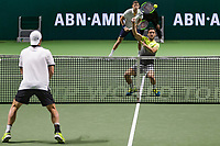 ABNAMRO World Tennis Tournament, 16 Februari, 2018, Rotterdam, The Netherlands, Ahoy, Tennis, Damir Dzumhur (BIH) / Filip Krajinovic (SRB), Oliver Marach (AUT)<br /> <br /> Photo: www.tennisimages.com