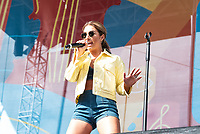 NASHVILLE, TENNESSEE - JUNE 08: Jessie James Decker performs onstage during day 3 of the 2019 CMA Music Festival on June 8, 2019 in Nashville, Tennessee. <br /> CAP/MPI/IS/AW<br /> ©MPIIS/AW/Capital Pictures