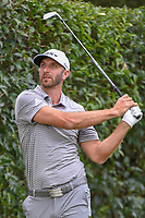Dustin Johnson (USA) after sinking his par putt on 16 during round 2 of the World Golf Championships, Mexico, Club De Golf Chapultepec, Mexico City, Mexico. 2/22/2019.<br /> Picture: Golffile | Ken Murray<br /> <br /> <br /> All photo usage must carry mandatory copyright credit (© Golffile | Ken Murray)