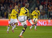 Cristian Zapata of Colombia   <br /> Bruxelles 14-11-2013 <br /> Football Calcio 2013/2014 Friendly Match. Belgio - Colombia <br /> Foto PHOTO NEWS / PANORAMIC / Insidefoto