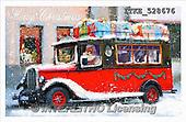 Isabella, CHRISTMAS SANTA, SNOWMAN, WEIHNACHTSMÄNNER, SCHNEEMÄNNER, PAPÁ NOEL, MUÑECOS DE NIEVE, paintings+++++,ITKE528676,#x# vintage car