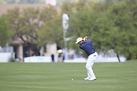 Francesco Molinari (ITA) on the 1st during the 1st round at the WGC Dell Technologies Matchplay championship, Austin Country Club, Austin, Texas, USA. 22/03/2017.<br /> Picture: Golffile | Fran Caffrey<br /> <br /> <br /> All photo usage must carry mandatory copyright credit (&copy; Golffile | Fran Caffrey)