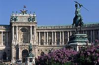 Europe/Autriche/Niederösterreich/Vienne: La Hofburg