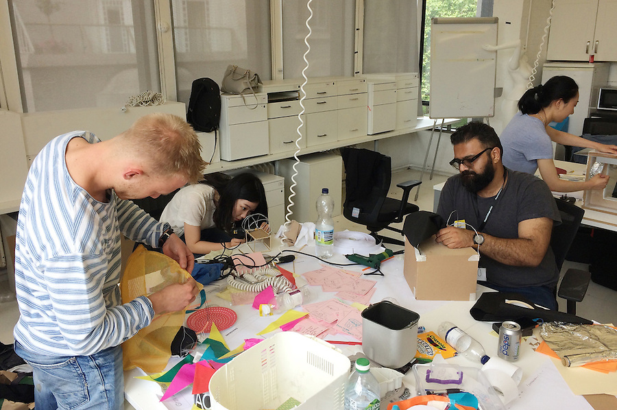 Disruptive Market Innovation through Design Summer Intensive