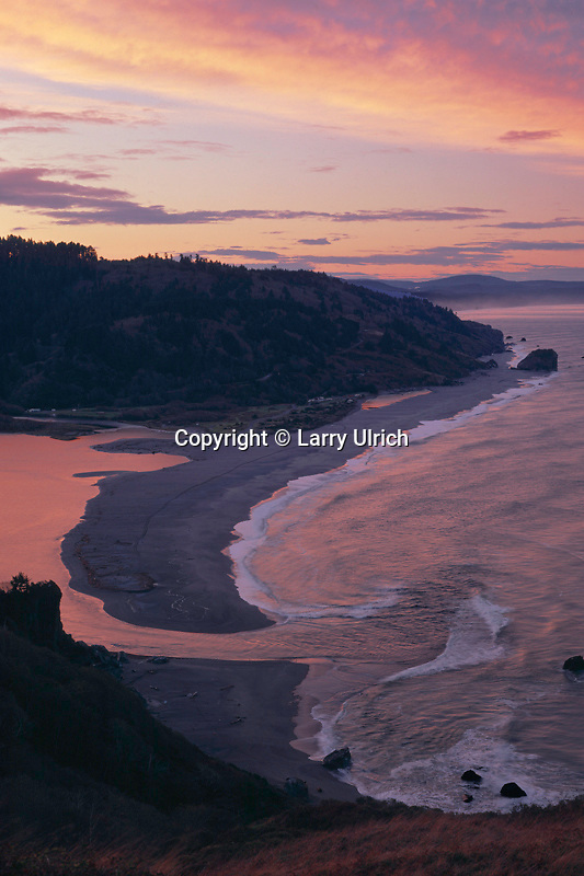 Mouth of the Klamath River<br />