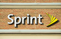 Sprint sign logo.