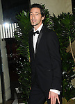 Adrien Brody leaving The 68th Annual Golden Globe Awards held at The Beverly Hilton Hotel in Beverly Hills, California on January 16,2011                                                                               © 2010 DVS / Hollywood Press Agency
