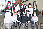Mime & Street Theatre: Transition Year students from Colaiste Ide & Josef, Abbeyfeale who displayed their skills at Mime & Street Theatre in Abbeyfeale on Saturday afternoon last as part of the first Abbeyfeale Arts Assembly week.